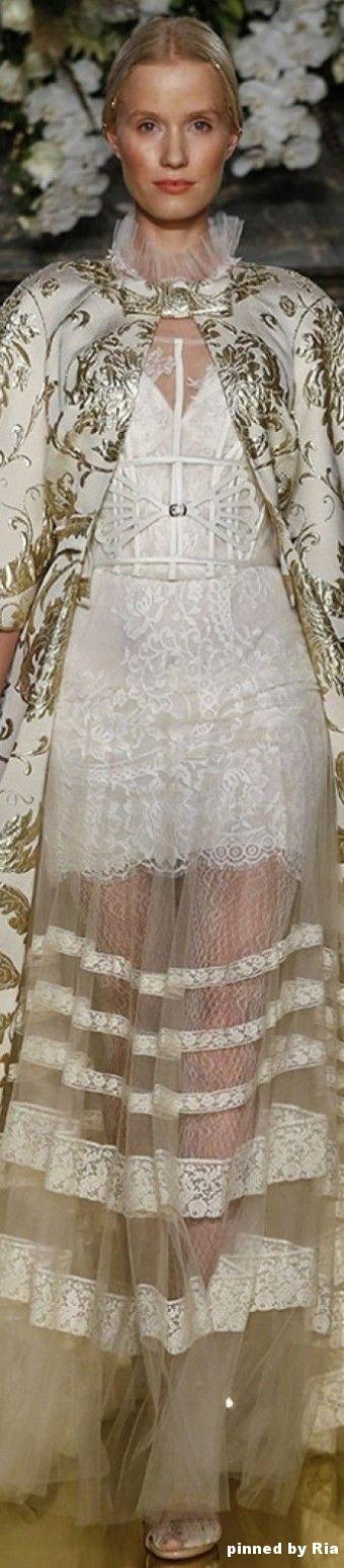 Yolan Cris Bridal Fall 2017 l Ria