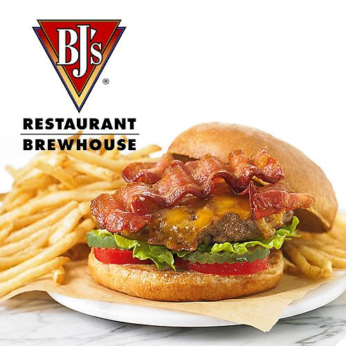 $10 Off $35 at BJ's Restaurant & Brewhouse