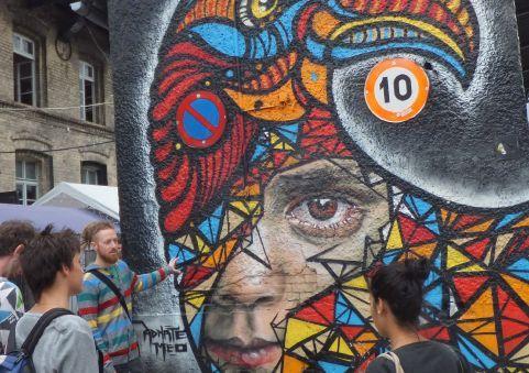 Street Art Tour & Workshop
