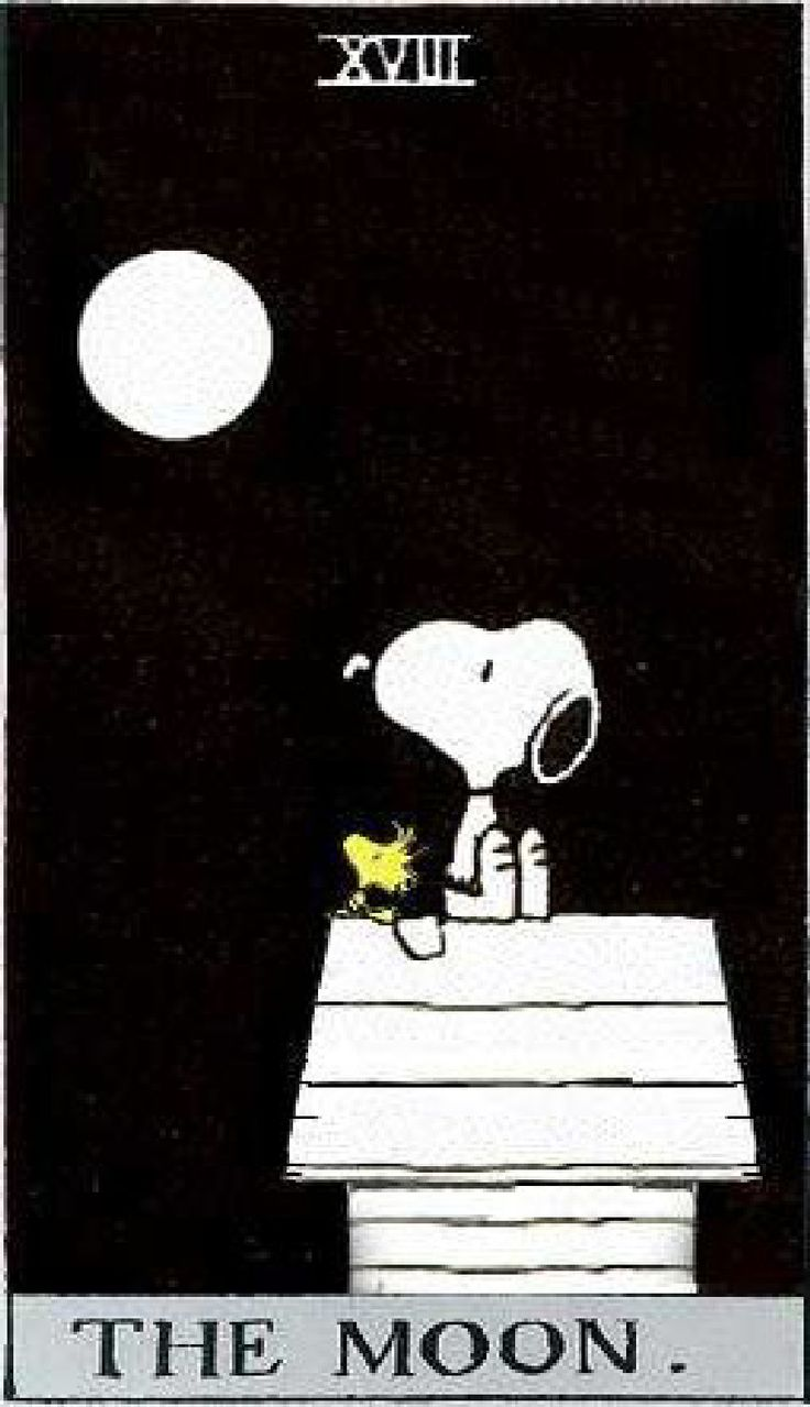 """Peanuts Tarot: """"based on the standard Rider-Waite deck, with a lot of clever attention to detail. It's (for obvious copyright reasons) not available for sale, but the full set of cards can be downloaded if you want to try and print them yourself. In 2002 BoingBoing post about the deck, where the artist is cited as someone named """"Valerian."""" offers an explantation....."""" Citation: November 2nd, 2011 by Cobwebs, www.shadowmanor.com"""