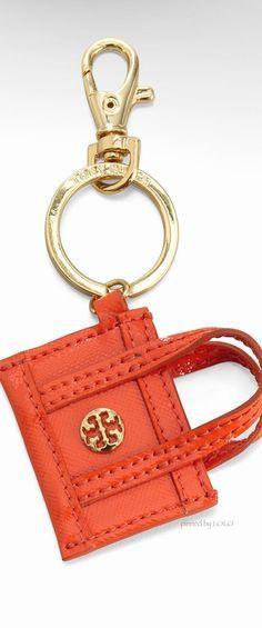 Tory Burch key chain