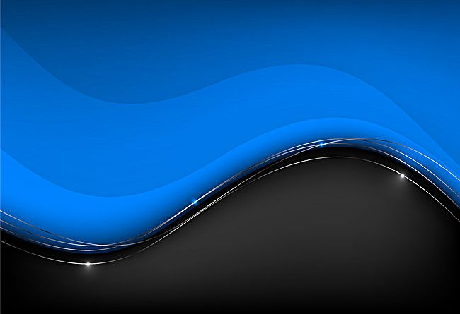 Black And Blue Gradient Background Texture Blue Background