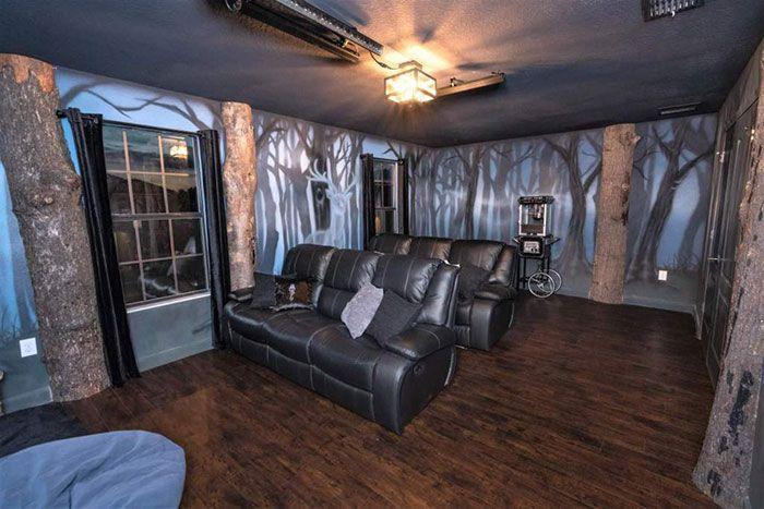 Harry Potter Christmas Marathon 2020 Wizards Way   une maison Harry Potter sur Airbnb   2Tout2Rien in