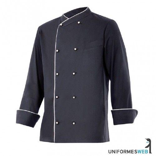 chaqueta de cocina profesiona, con esta chaqueta de cocinero dara la mejor impresion posible a sus clientes