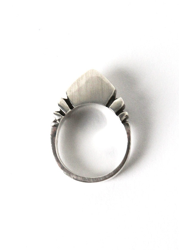 pike ring sterling silver: Shiny Objects, Sterling Silver, Pike Ring