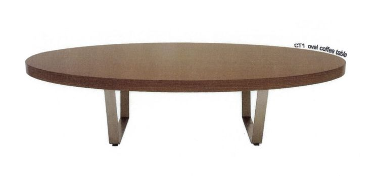 Oval coffee table, design by Melanie Hall. #melaniehall #melaniehalldesign #table #furniture #design