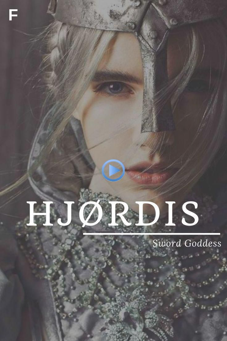 Baby Name Generator Baby Name Generator Hjordis Meaning Sword Goddess Old Norse Names H Ba In 2020 Norse Names Goddess Names Female Names