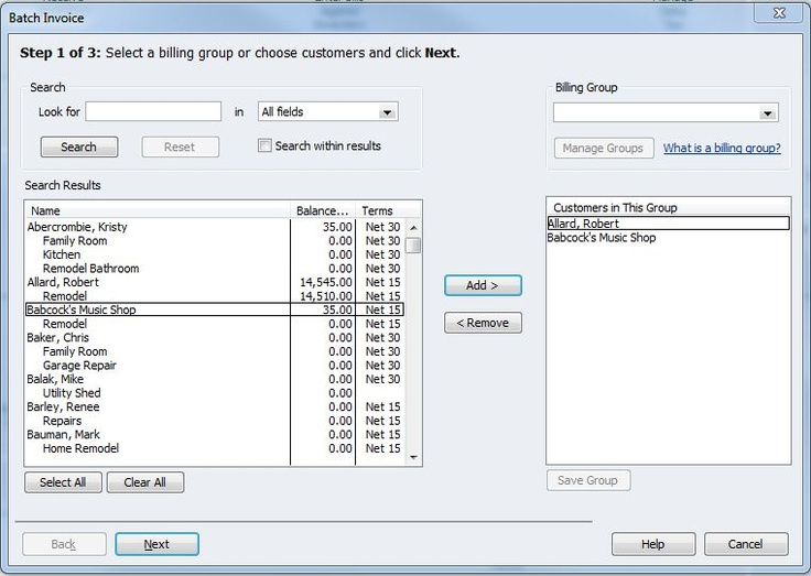 quickbooks business plans