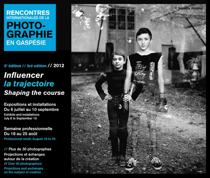 Rencontres internationales de la photographie en Gaspésie