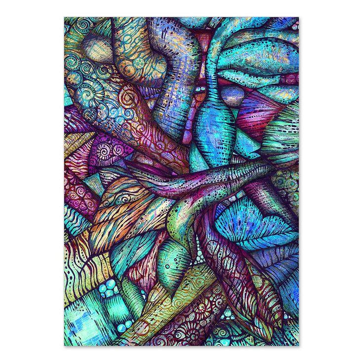 Zamieszanie – gdzie jest Lapis Lazuli | Grafika - druk artystyczny