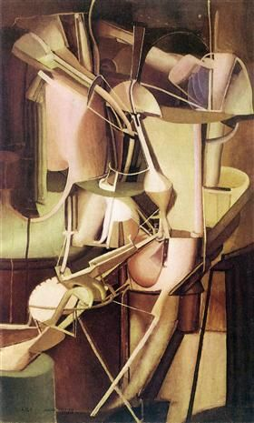 Bride - Marcel Duchamp                                                                                                                                                                                 Mais