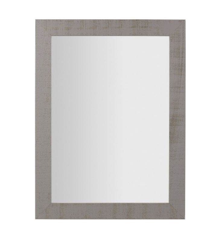18 best espejos images on pinterest mirrors decorative for Espejo rectangular plateado