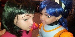 Zorgrobots MeiMei en Alice