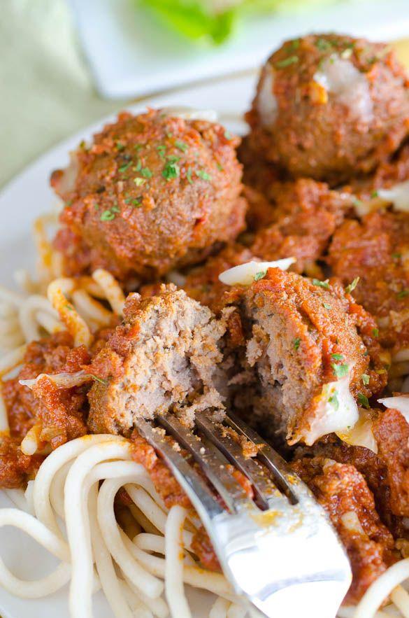 Healthy Freezer Italian Meatballs Recipe Paleo Turkey