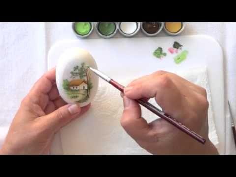 Aprenda a fazer pintura em sabonete   Cantinho do Video