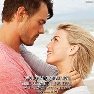 """safe haven quotes   ... Notebook. I was wrong, I have a new fav!"""" - @Dee Czarsty, Safe Haven fan"""