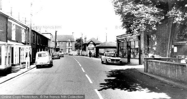 Outwell, High Street c1965