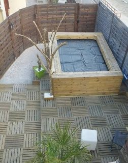 Habillage piscine intex tubulaire (20 messages) - ForumPiscine.com