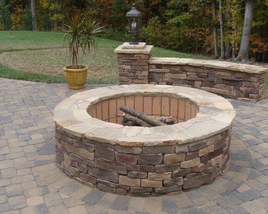 23 Best Images About Fire Pits On Pinterest Backyards