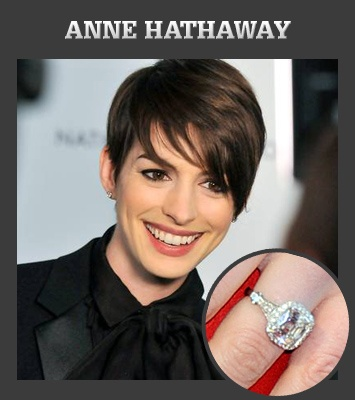 57 best celebrity engagement rings images