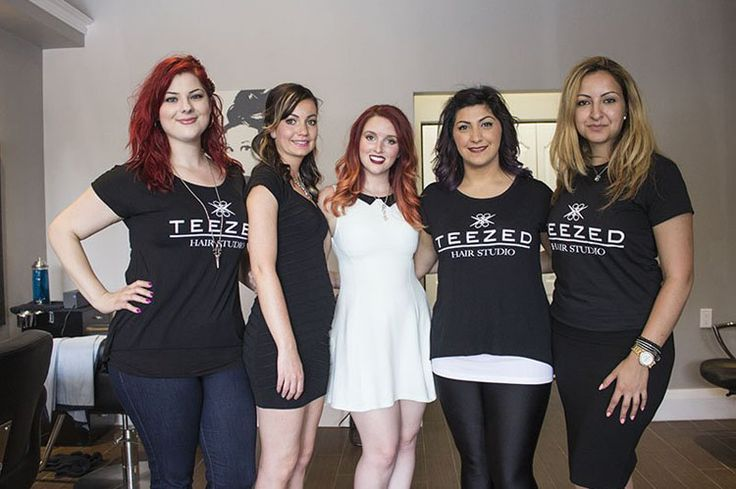 TEEZED HAIR STUDIO GRAND OPENING – VAUGHAN