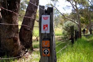 Heysen Trail Walk Mount Crawford | Eyes on Browne
