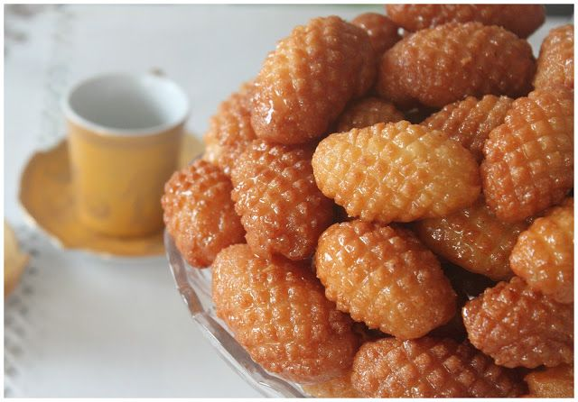 Sawabie (assabie) zineb   fritters