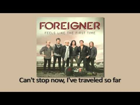 Foreigner - Waiting For A Girl Like You (Official Lyric Video) - YouTube