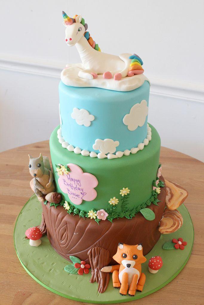 kids birthday cakes Oakleaf Cakes Bake