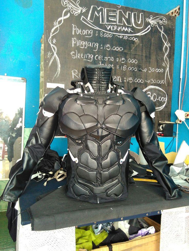 Batman arkham jacket