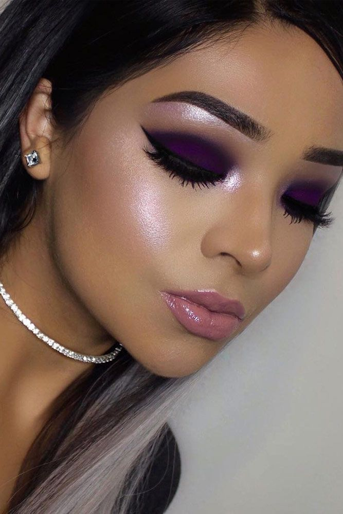 25+ Best Ideas About Night Makeup On Pinterest