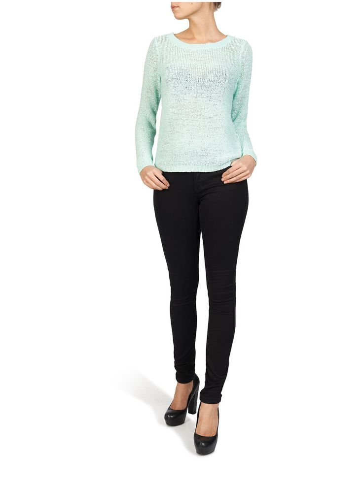 KNITTED BLOUSE, Bay