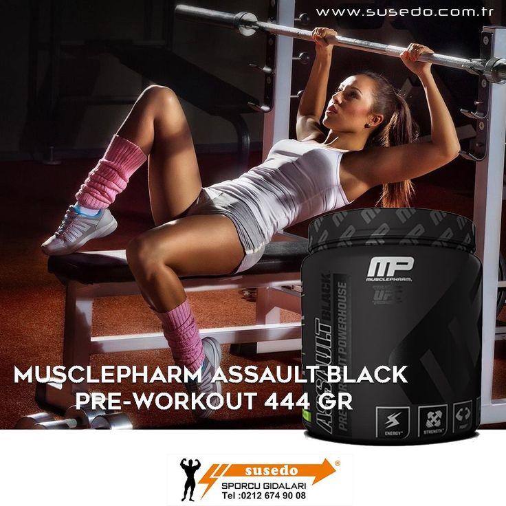 https://www.susedo.com.tr/MusclePharm-Assault-Black-Pre-Workout-444-Gr  Sipariş ve sorularınız için WhatsApp: 0532 120 08 75 Telefon: 0212 674 90 08 E-posta: siparis@susedo.com.tr #bodybuilding #supplement #workout #yağ #yağyakıcı #aminoasitler #creatin #muscle #body #healty #strong #energy #spora #fitness #gym #vücutgeliştirme #spor #sağlık #güç #egzersiz #protein #proteintozu #glutamine #kreatin #kas #vücut #ek