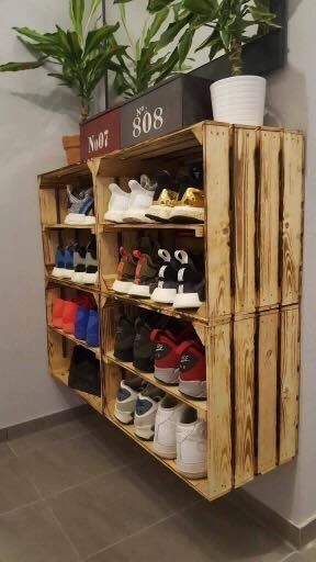 PREPARE A PRACTICAL HOME DECOR STORAGE SPACE FOR YOUR BELOVED SHOES. – Page 13 of 50