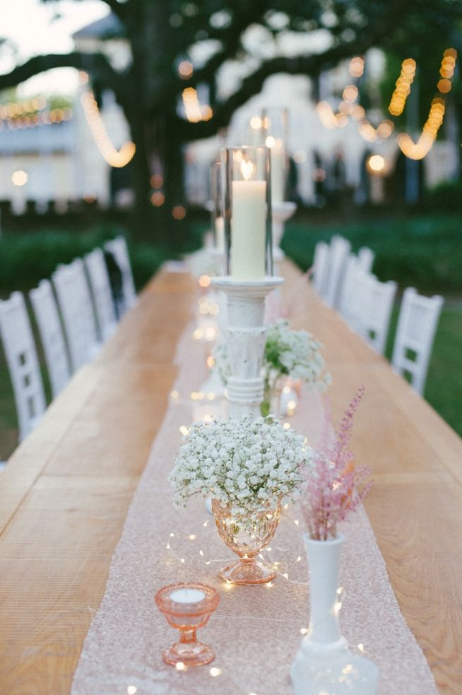 Tablescape At The William Aiken House
