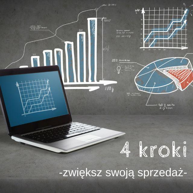 Przeczytaj jak w 4 krokach zwiększyć swoją sprzedaż z pomocą Google Adwords! http://bit.ly/zwieksz-sprzedaz
