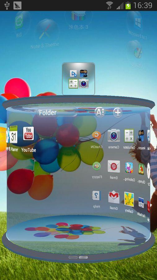 Apklio - Apk for Android: GalaxyS4 Next Launcher Theme 1.4 apk