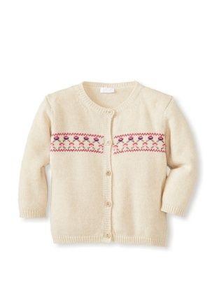 50% OFF Il Gufo Kid's Pattern Sweater (Sand)