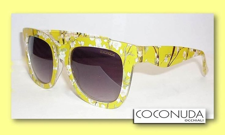 ‪#‎emporioocchialifardin‬ ‪#‎newtrends‬ ‪#‎coconudaocchiali‬ ‪#‎sunglasses‬ ‪#‎ss15‬ ‪#‎new‬ ‪#‎newcollection‬ ‪#‎fashionglasses‬ ‪#‎trends‬ ‪#‎coconudaeyewear‬ ‪#‎yellow‬ ‪#‎flowers‬