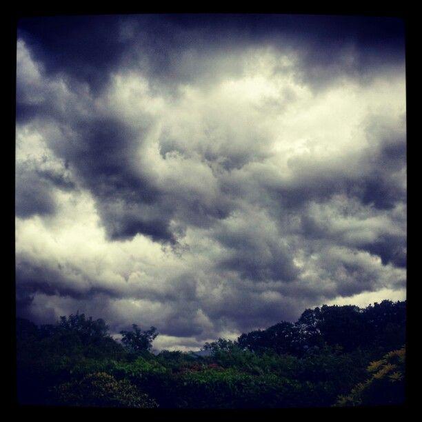Stormy Sky - Keswick UK 2013