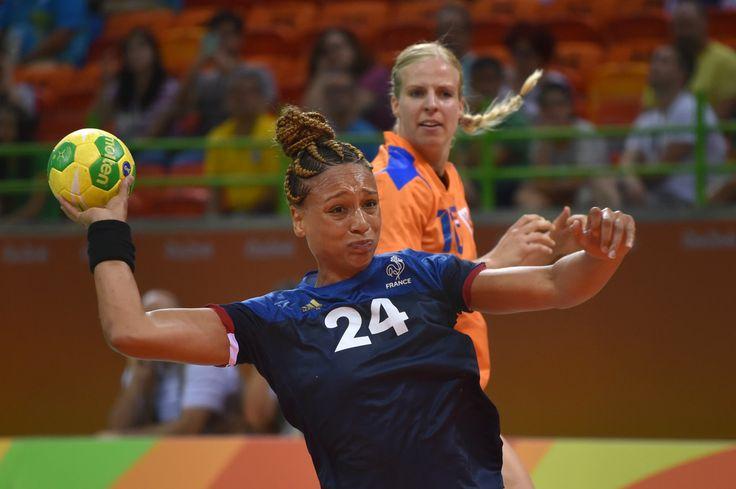 DAY 1:  Women's Handball - Netherlands vs. France