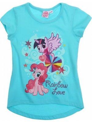 Outlet online abbigliamento neonati e bambini - T-shirt turchese My Little Pony