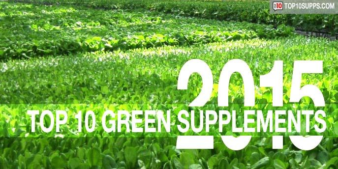 Best Green Supplements for 2015