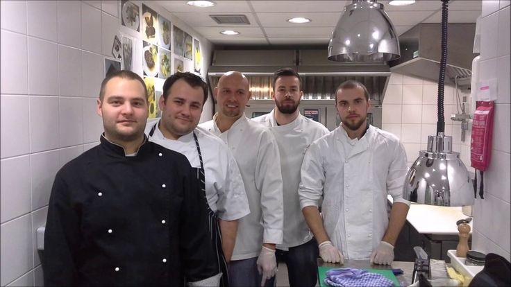 Interview with Chefs for Cunard Line - Bratislava