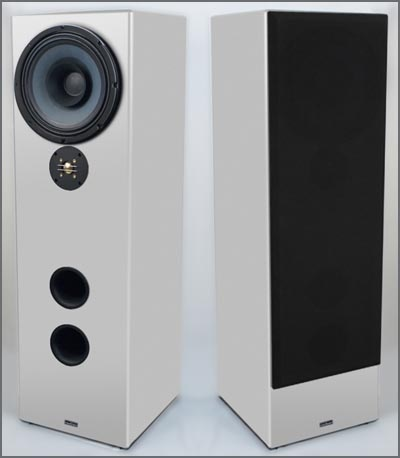 Tekton high efficiency speakers work extremely well with ...