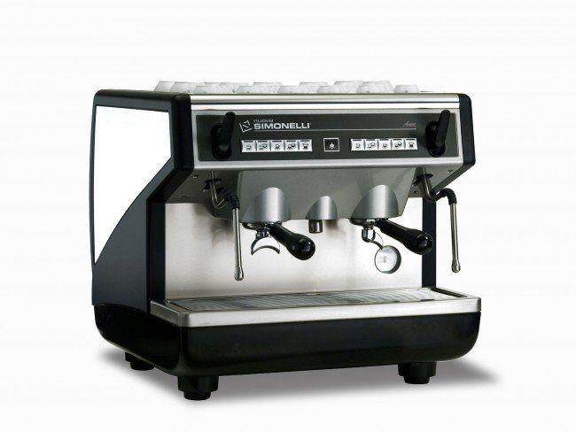 Nuova Simonelli Appia Compact Volumetric Commercial Espresso Machine