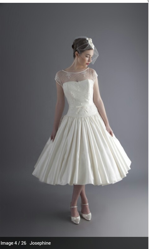 50s Inspired Wedding Dress Of 50s Wedding Dress Wedding Dress Ideas Pinterest