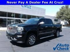 Corey at Cruz Auto Greenville,SC: 2016 GMC Sierra 1500 Denali Crewcab / 10,160 miles...