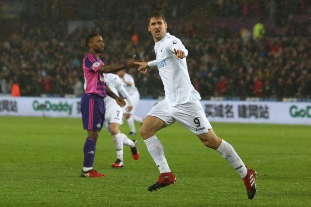 #rumors  Chelsea FC transfer news: Premier League leaders linked with shock move for Swansea striker Fernando Llorente