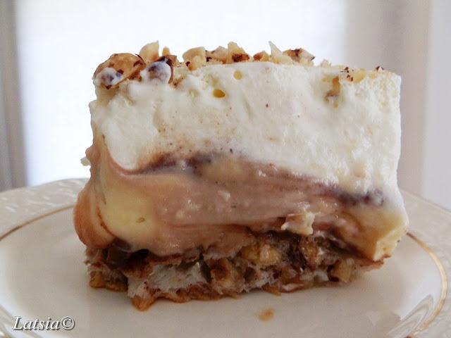 LATSIAKONYHÁJA: KINDER BUENO TORTA